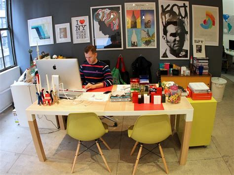 Cool Things For Office Desk Cool Offices In Tech Fab Tour Business Insider