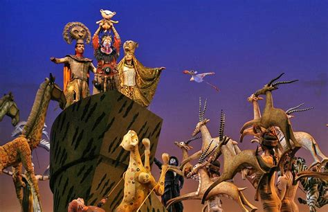 imagenes musical rey leon el rey le 243 n el musical m 225 s emocionante de broadway