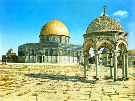 cupola della roccia la cupola della roccia gerusalemme dalla realt 224 al