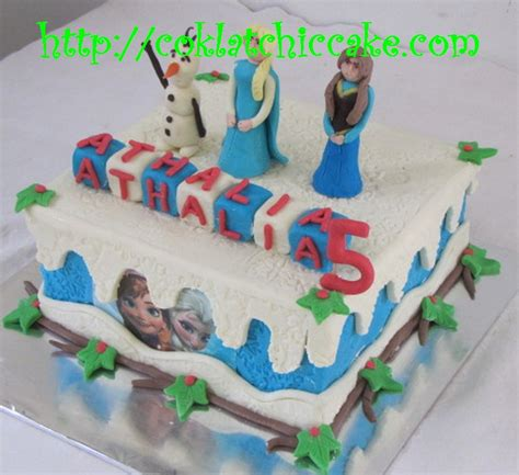 Lu Tidur Frozen gambar tomkuu sweet 25 akhirnya tk dapet kue ulang beneran