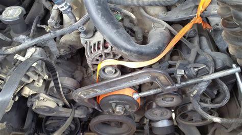 2004 f150 fan clutch fan clutch removal on a 2004 f150 4 6