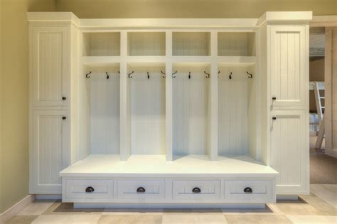 Remodeling A Bathroom Ideas built in cubbies