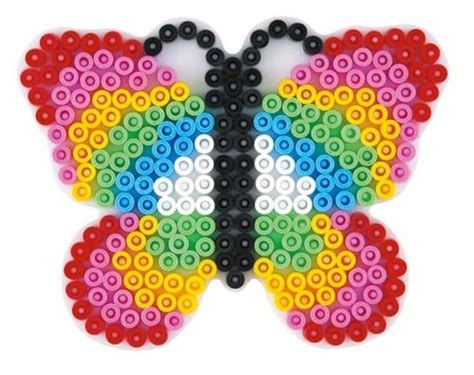 hama bead butterfly pattern hama butterfly images crafts
