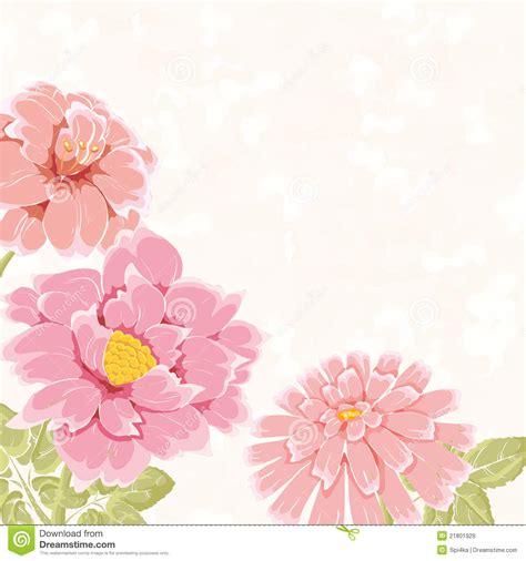 immagini fiori disegnati bacground floreale con i fiori disegnati a mano dentellare