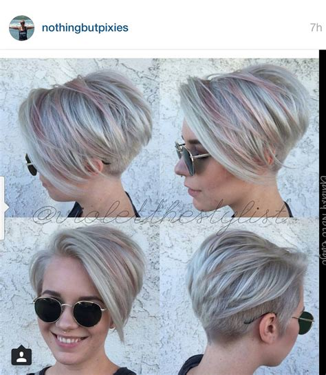 extra sure bob haircut buzzed nape 2015 i love this but not sure if it would be too short for me