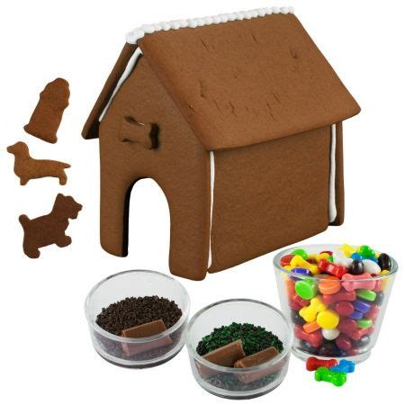 dog gingerbread house gingerbread dog house gingerbread pinterest dog