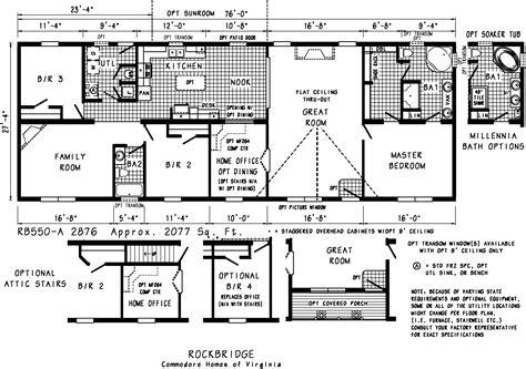 tradewinds tl40684b manufactured home floor plan or modular floor plans 1986 chion mobile home floor plans
