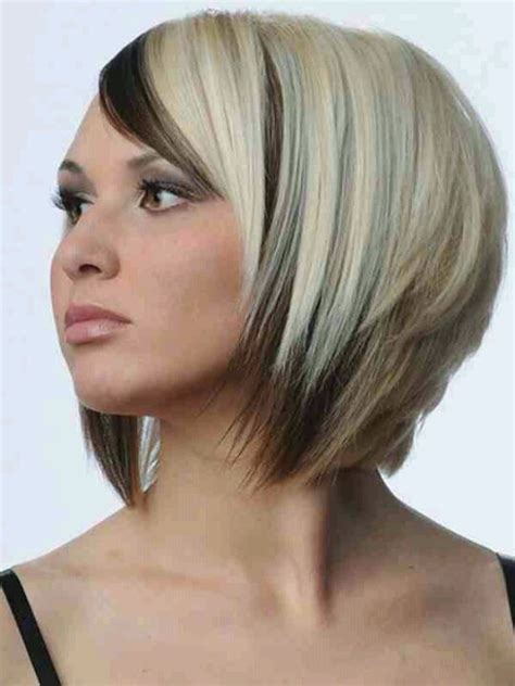hairstyles with blonde and dark underneath blonde bob with dark underneath hair