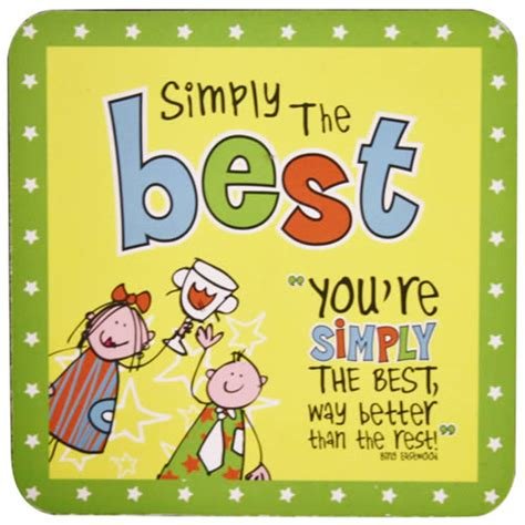 best of simply simply the best coaster