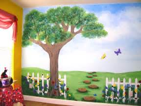 Wall Murals Houston children s murals for baby nursery custom children s