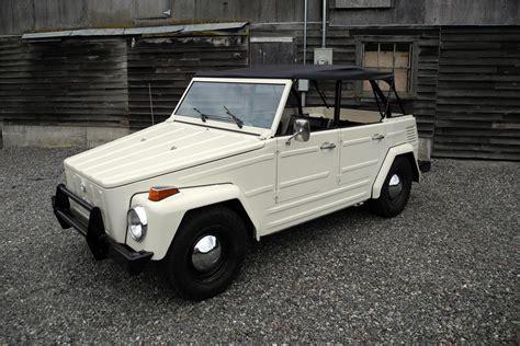 1973 volkswagen thing convertible 198612