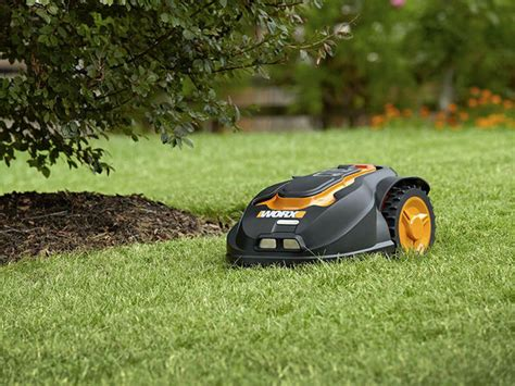 meet the roomba of lawn mowers it s going to make summer