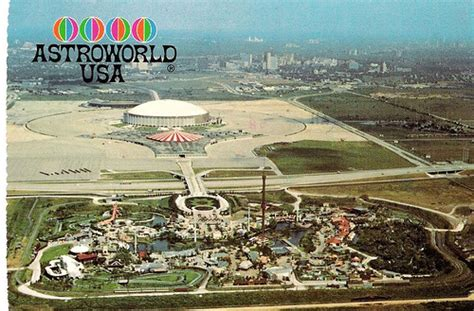theme park houston childhood memories astroworld by charles anderson jr a
