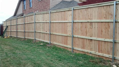 8 foot fence sections new fences fence king
