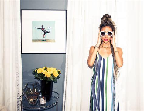 celebrity closets sohautestyle com elaine welteroth gets coveteur d curls understood