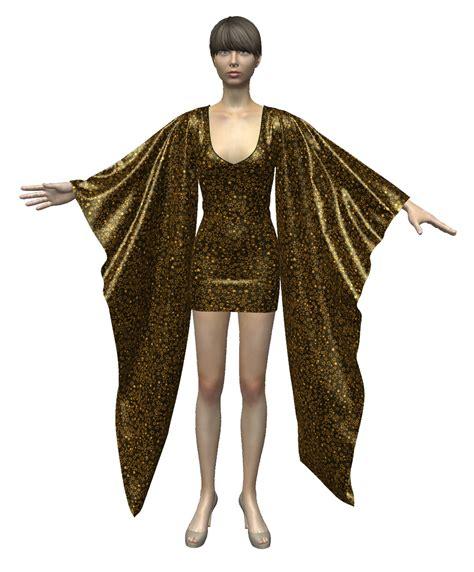 pattern clothes marvelous designer dresses garment files fabric presets
