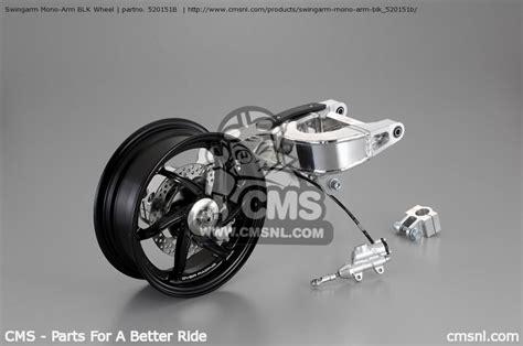 mono swing arm swingarm mono arm blk wheel monkey swingarms 520151b