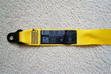 yellow car seat belts 987 yellow seat belts rennlist porsche discussion forums