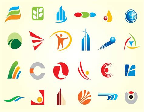 free logo design easy simple logo shapes vectors vector art graphics