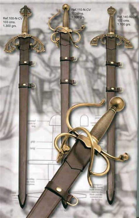 espadas del cid tizona y colada espadas tizona y colada del cid ceador tienda medieval