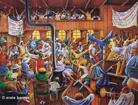 ernie barnes the bench ernie barnes art pinterest