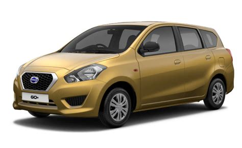 Datsun Go Option T Th2015 go plus in india features reviews specifications