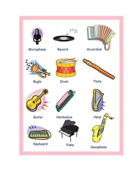 imagenes navideños en ingles instrumentos ingles didactica