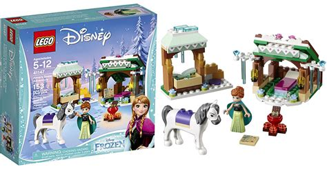 lego disney frozen anna s snow adventure set only 12 95