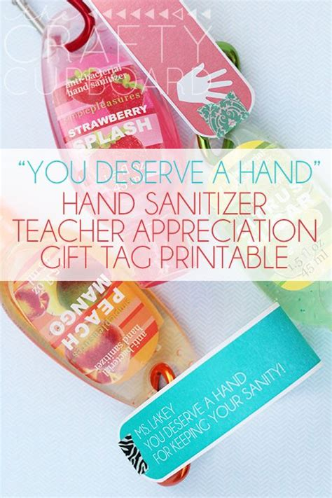 printable gift tags for employee appreciation hand sanitizer teacher appreciation gift tag printable