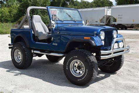 1984 jeep cj7 v8 conversion