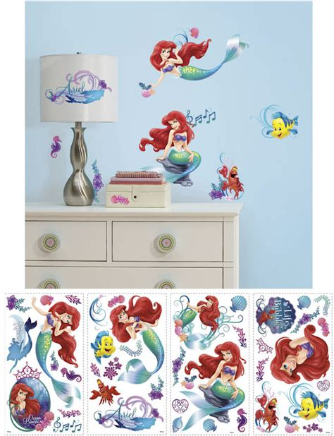 ariel wall stickers disney ariel wall stickers 28 images milton s toys in