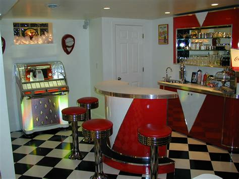 retro rooms retro room custom bar credenza back bar jukebox