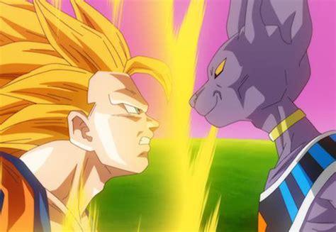 Imagenes De Goku La Pelea De Los Dioses | la batalla de los dioses pelea de goku vs bills taringa