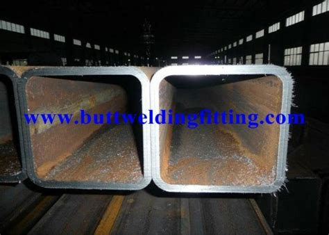 Pipa Stainless 1 Panjang 12 Meter astm a500 gr b square and rectangular stainless steel welded pipe with length 1 12 meter