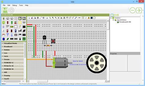 breadboard layout software download virtualbreadboard vbb 6 0 5