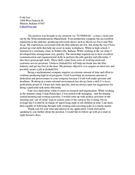 veterinarian cover letter cover letter format veterinarian top essay writing