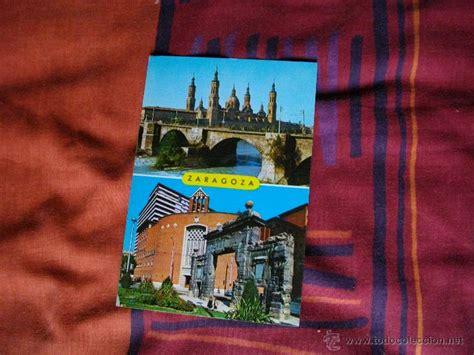 imagenes bonitas de zaragoza postal de zaragoza bonitas vistas comprar postales de