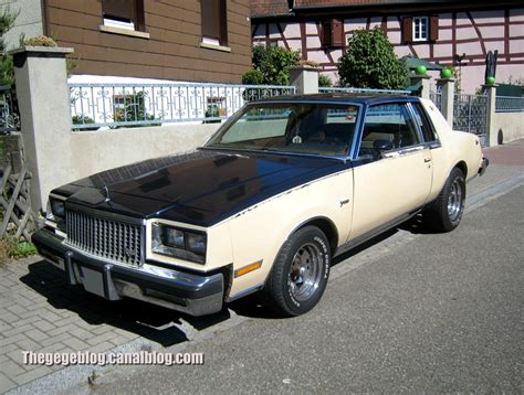 1981 buick regal limited buick regal somerset limited de 1980 the g 233 g 233