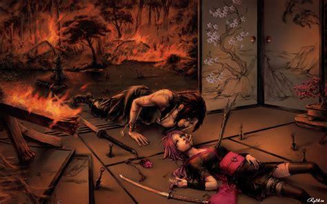 imagenes de sad satan аниме обои фоны высокого качества на рабочий стол anime