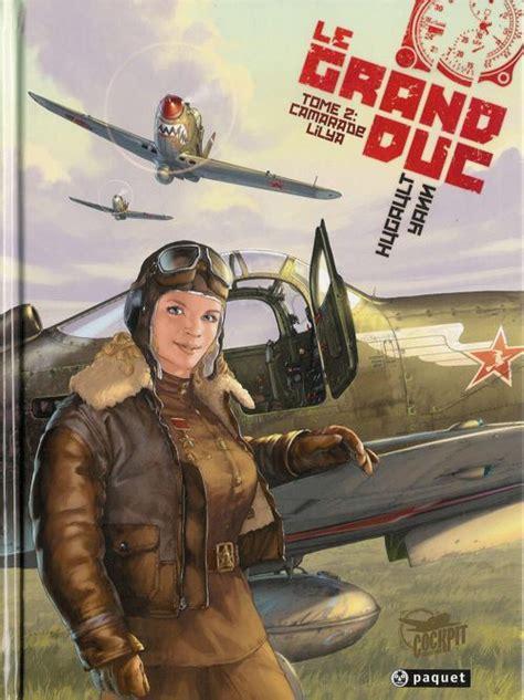 le grand duc tome 288890277x le grand duc 2 3 camarade lilya bande dessin 233 e les avions de chasse et l aviation