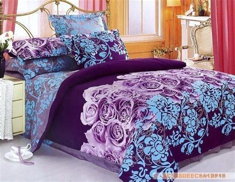 purple and blue comforter 1000 ideas about purple bedspread on pinterest