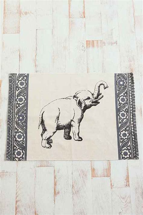 outfitters elephant rug 2x3 elephant rug outfitters