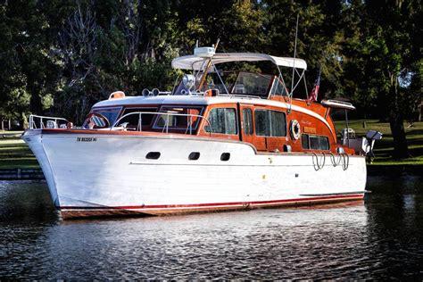 seahunter half boat 45 chris craft 1953 lake conroe texas