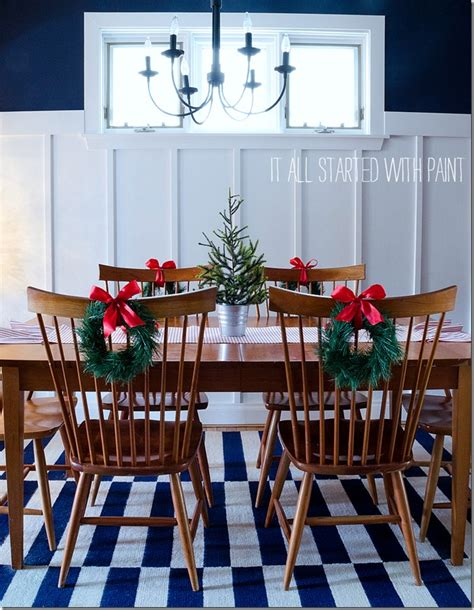 2014 holiday home tour it all started with paint