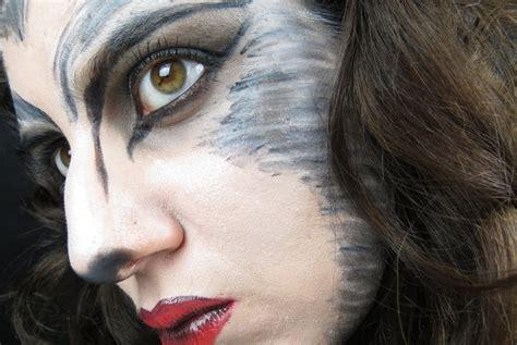 halloween makeup tutorial werewolf 15 ideas about wolf halloween makeup tutorial