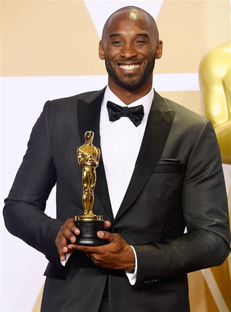 film oscar winner sports at academy awards oscar gongs for nba star bryant