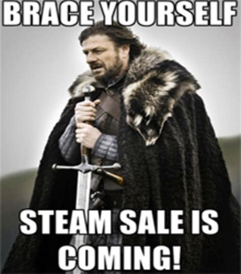 Steam Summer Sale Meme - steam sale is here steam sales know your meme