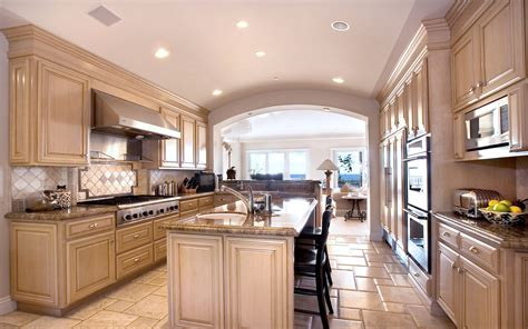 Kitchen Interior Design Pictures big luxury kitchen interior design hd wallpaper download