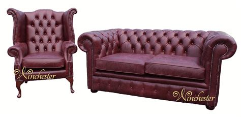 the real chesterfield sofa chesterfield 2 seater settee wing chair