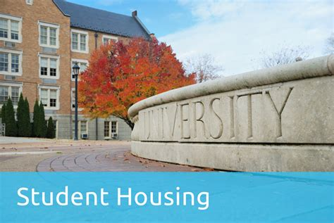 Student Housing Solutions by Who We Serve United Utility Services